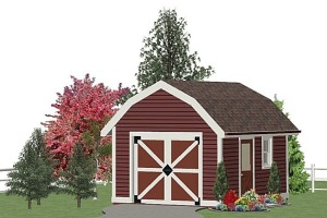 Gambrel Barn Design