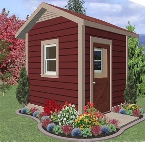 Tool Shed Design